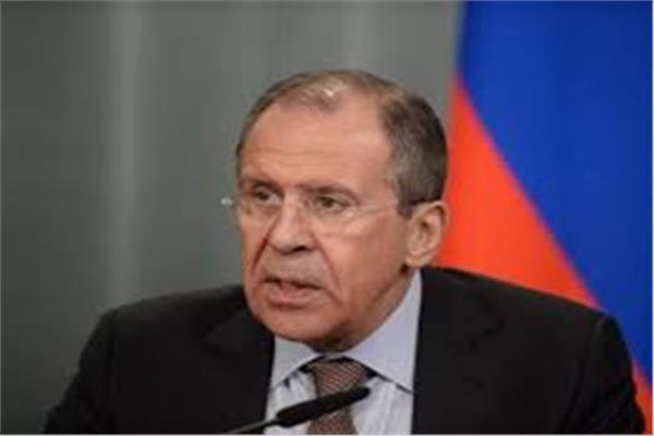 سيرجي لافروف وزير الخارجية