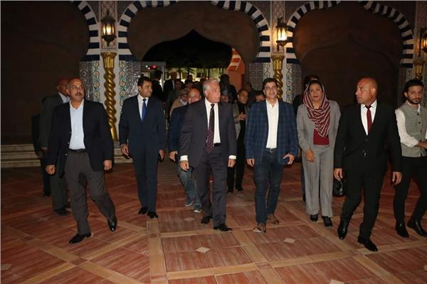 «فودة» يستعرض خطة تطوير مدن جنوب سيناء أمام «ثقافة وآثار البرلمان»