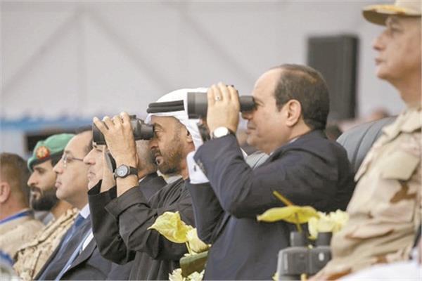 المصريون يبهرون العالم من «برنيس»
