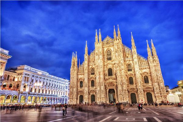 ميلانو - صورة أرشيفية