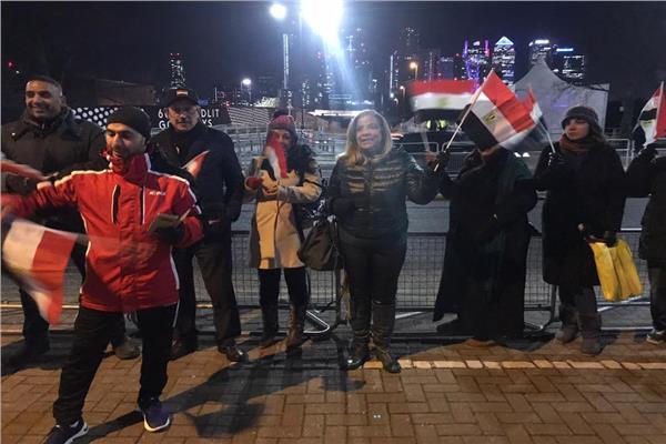 الجالية المصرية في لندن