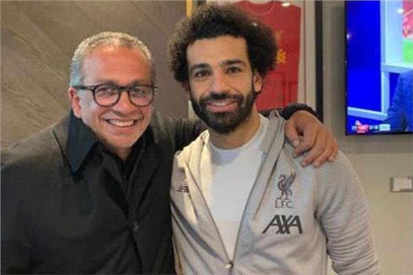 عمرو الجنايني ومحمد صلاح