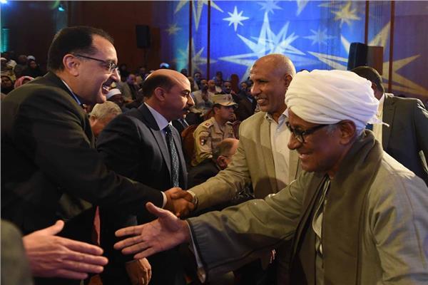 اللواء أشرف عطية عبد الباري محافظ أسوان