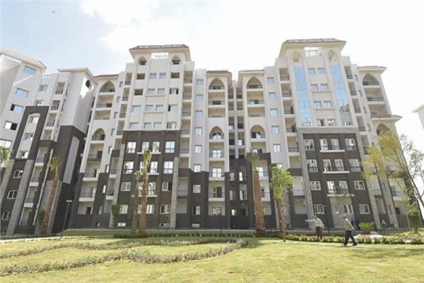 مشروع سكن العاملين بالعاصمة الإدارية والواقع في مدينة بدر