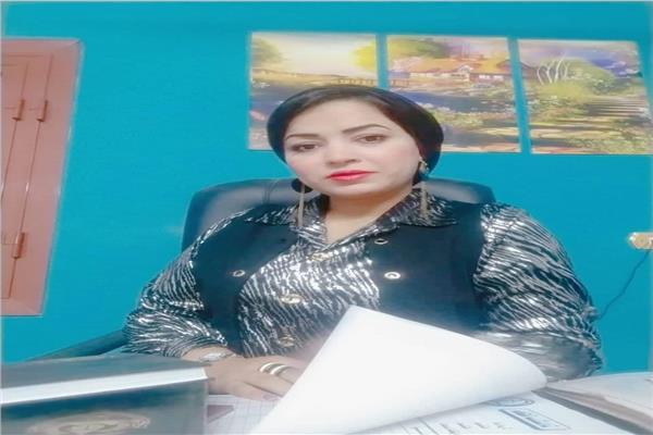 المستشارة القانونية الهام صابر احمد