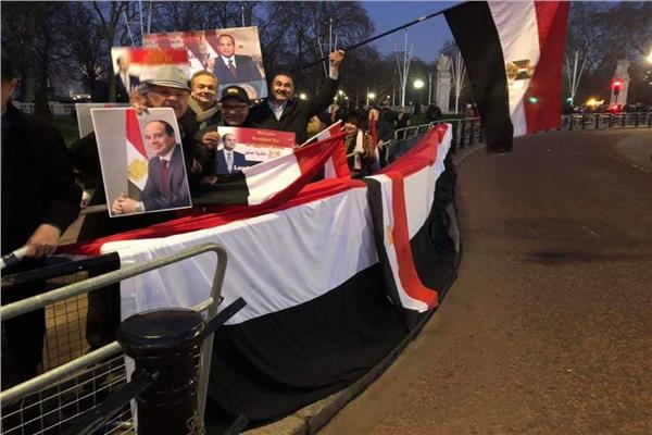 الجالية المصرية في إنجلترا