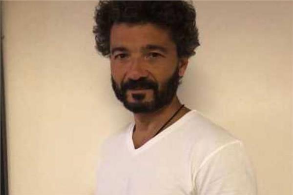 الفنان خالد النبوي