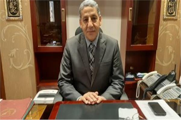 اللواء عاطف مهران مدير أمن الشرقية