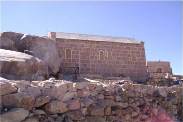 مصر كانت واستمرت وجهة الحجاج المسيحيين منذ 1600 عام