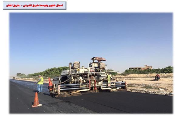 اعتماد تعديل المخطط الاستراتيجي لمدينة برج العرب الجديدة