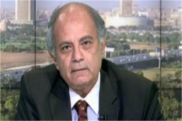 السفير حسين هريدى، مساعد وزير الخارجية الاسبق