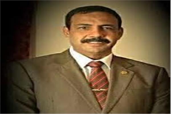 النائب احمد مصطفى الفرجانى