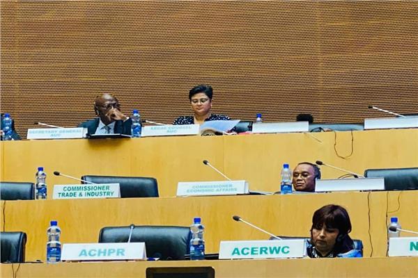 استمرار إجتماعات لجنة المندوبين الأفارقة