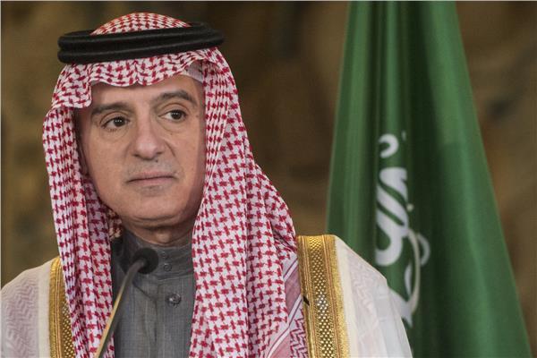 عادل الجبير وزير الدولة للشؤون الخارجية وعضو مجلس الوزراء السعودي