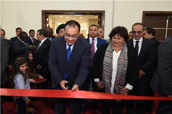رئيس الوزراء  -  تصوير: أشرف شحاتة
