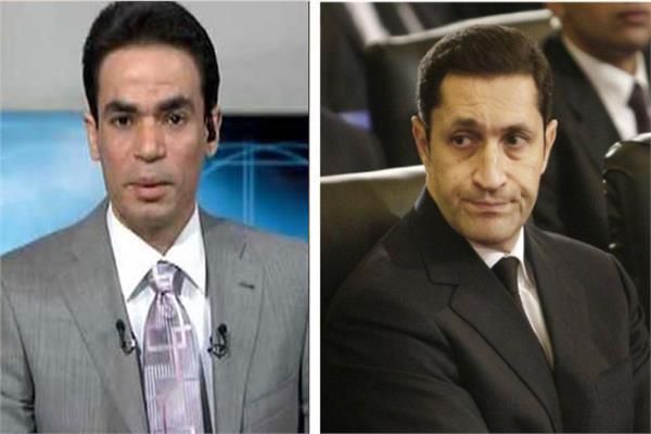علاء مبارك واحمد المسلماني