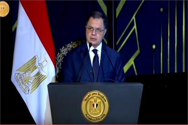 وزير الداخليةاللواء محمود توفيق