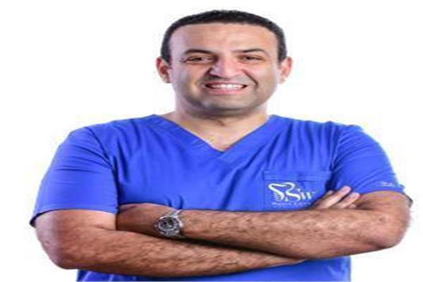 الدكتور شادى على حسين