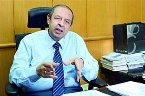 الدكتور علاء عيد رئيس مصلحة الطب الوقائي