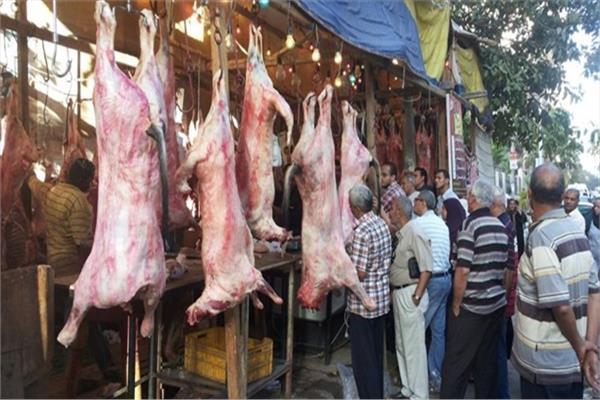 أسعار اللحوم بالأسواق