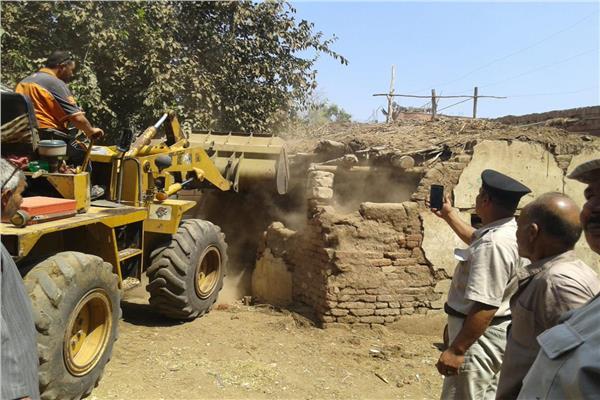 وزارة الري: إزالة 394 حالة تعدٍعلى نهر النيل