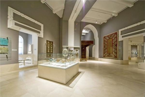 أبرز القطع فى متحف الفن الإسلامى