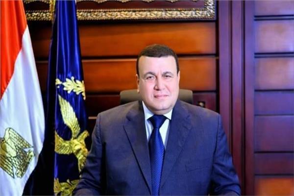 اللواء فاضل عمار مساعد وزير الداخلية لأمن الدقهلية