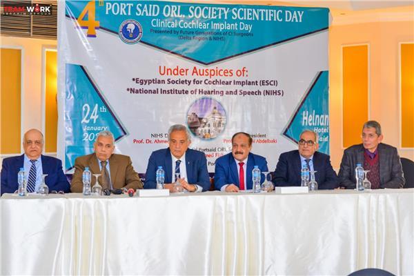 «المصرية لزراعة القوقعة» تطلق مبادرة لتدريب شباب الأطباء