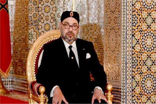 الملك المغرب محمد السادس