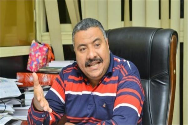 إسلام بيومي، مدير معرض القاهرة الدولي للكتاب