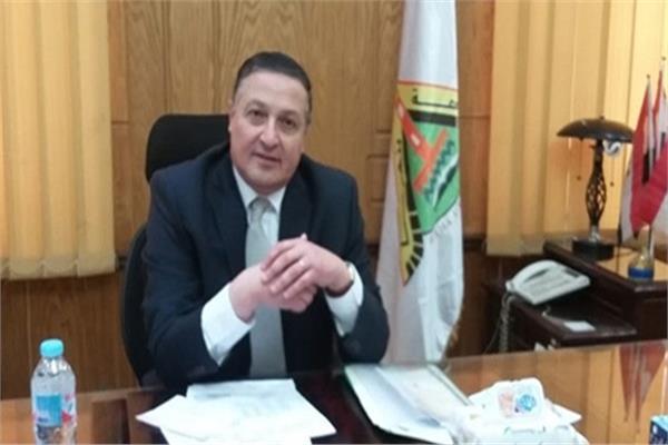رئيس جامعة بنها