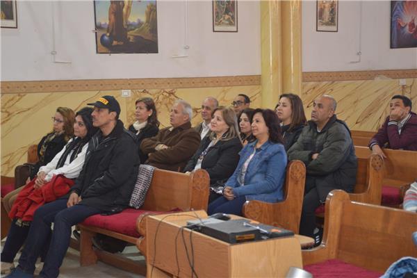 مؤتمر أسرة القديس يوسف بكنيسة قبة الهواء