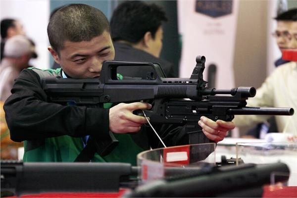 الصين ثاني أكبر منتج للأسلحة في العالم