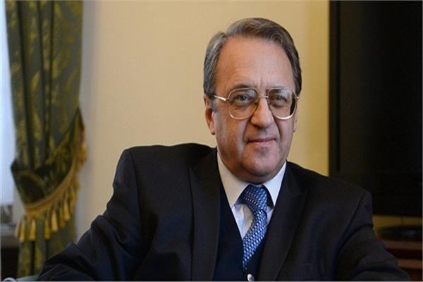 ميخائيل بوجدانوف نائب وزير الخارجية الروسي