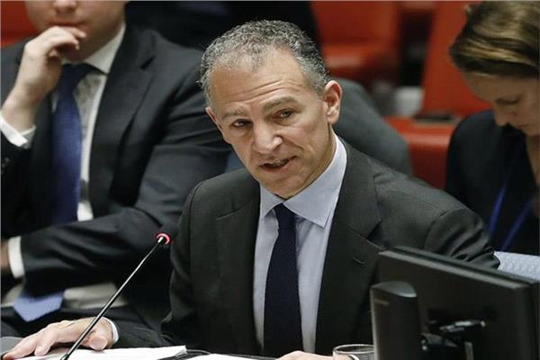 جوناثان كوهين سفير أمريكا بالقاهرة