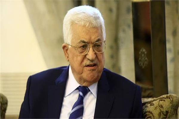 الرئيس الفلسطيني محمود عباس أبو مازن