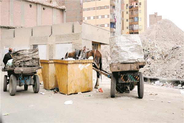 منظومة المخلفات الصلبة تنهى مشاكل «القمامة»