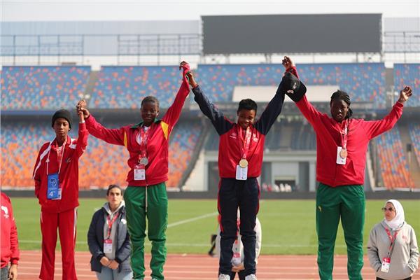 لألعاب الافريقية للأولمبياد الخاص