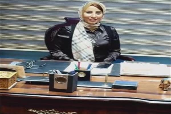 المستشارة القانونية نسمه محمد عبد العال