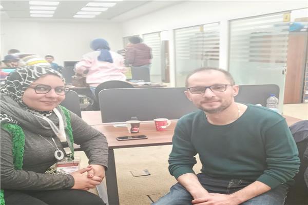 الكاتب والسيناريست محمد سليمان