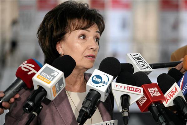 إليبتا باربرا ويتيك رئيسة برلمان بولندا
