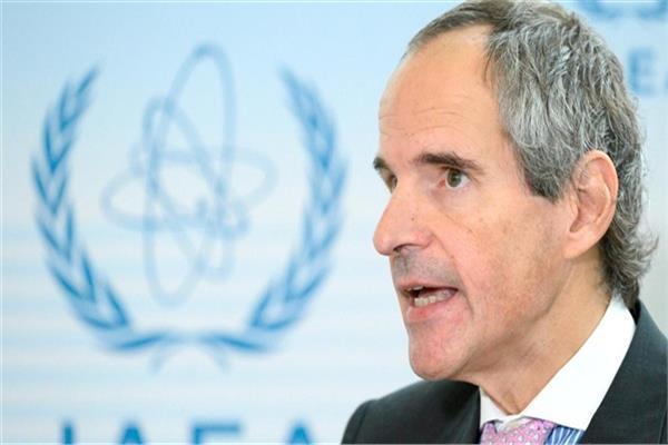 رافائيل جروسي مدير عام الوكالة الدولية للطاقة الذرية