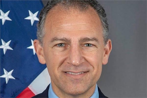 السفير الأمريكي في مصر جوناثان كوهين