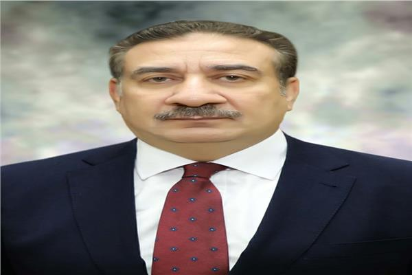 اللواء إبراهيم أحمد أبو ليمون محافظ المنوفي