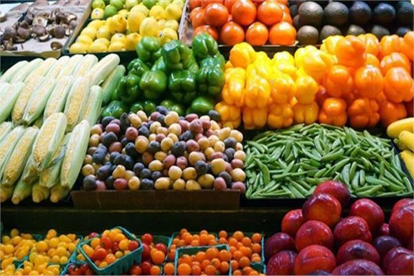 «أسعار الخضروات» في سوق العبور