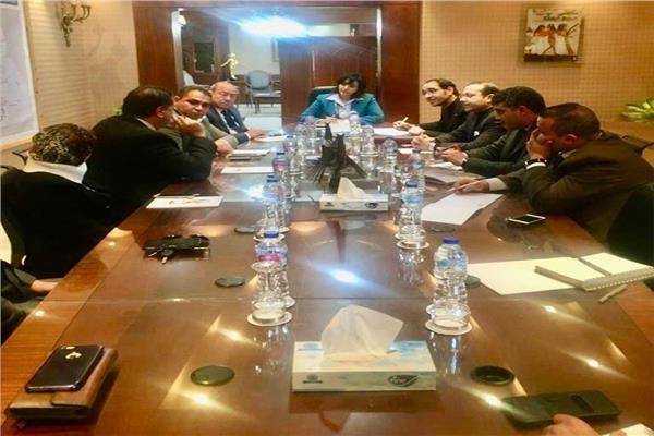 غادة شلبي نائبة وزير السياحة والآثار لشئون السياحة