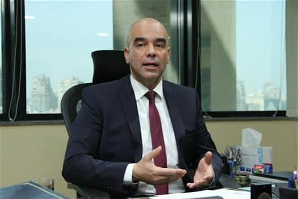 تامر جمعة نائب رئيس مجلس إدارة البنك الزراعي المصري
