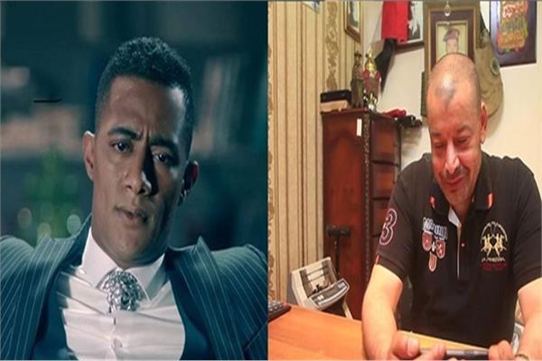 ناصر البرنس و محمد رمضان