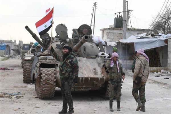 الجيش السوري .. صورة أرشيفية