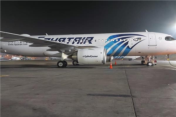 الطائرة الثانية الجديدة من طراز الإيرباص A320 neo